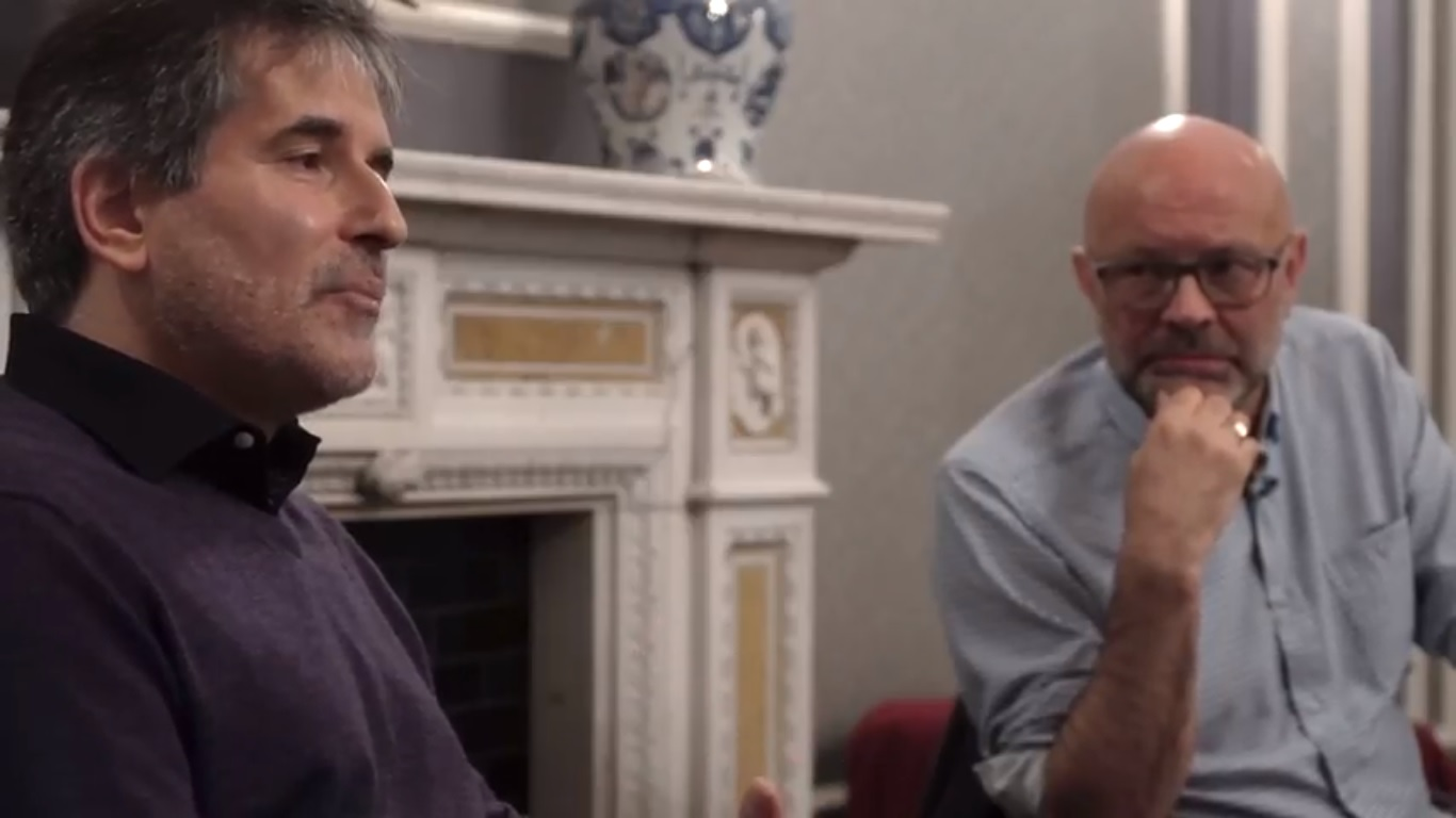 Andrew Cohen & Tim Freke in Dialogue