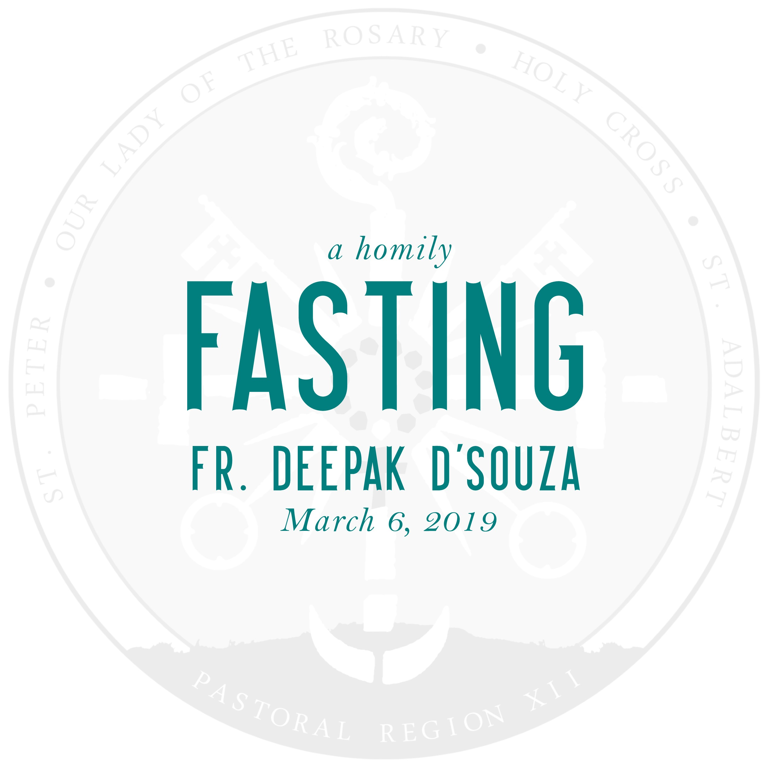 Homily: Fasting | by Fr. Deepak D'Souza | March 6, 2019