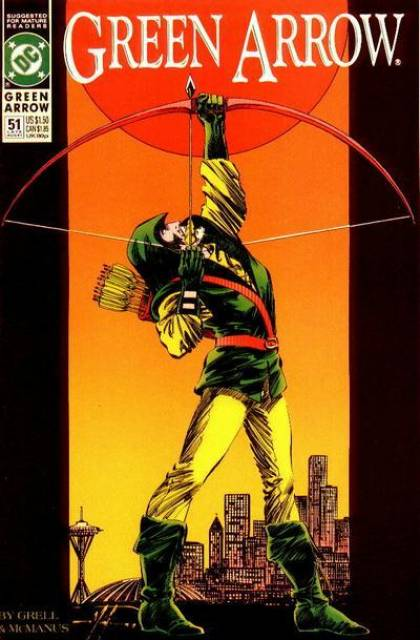 Classic Comics Forum Podcast #11: Green Arrow by Mike Grell part 2