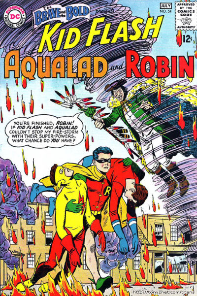 Classic Comics Forum Podcast #19: The Brave and the Bold #50-73 part 1