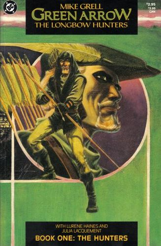 Classic Comics Forum Podcast #10: Green Arrow by Mike Grell part 1