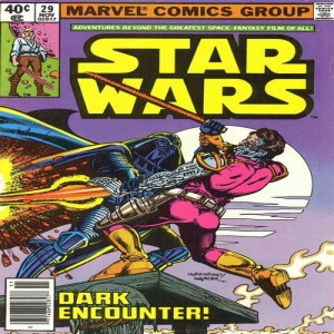 Classic Comics Forum Podcast #22: Star Wars by Marvel Comics part 2