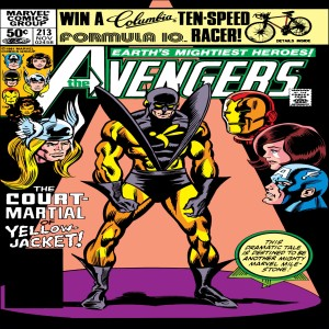 Classic Comics Forum Podcast #27: Avengers #211-230 - The Fall of Yellowjacket part 1