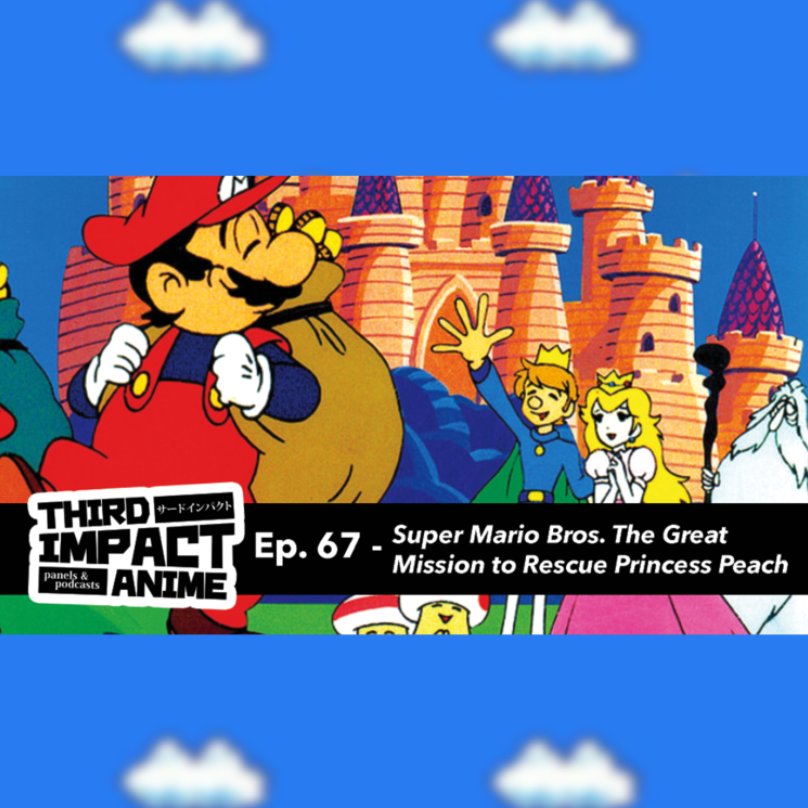 #67 - Super Mario Bros: Great Mission to Rescue Princess Peach! (1987) Review
