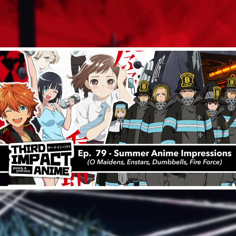 Third Impact Anime Podcast
