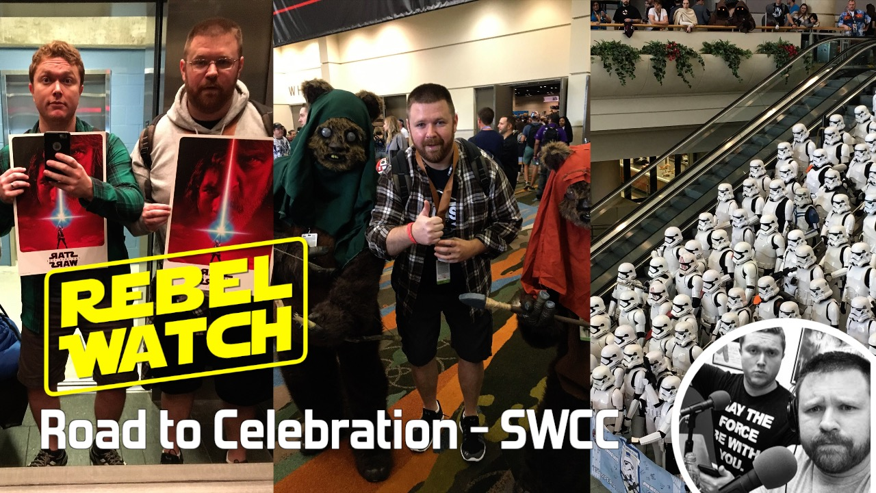 STAR WARS | Road to Celebration - SWCC