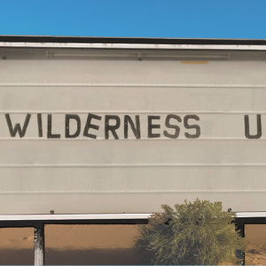 Wilderness University: Dependence 101