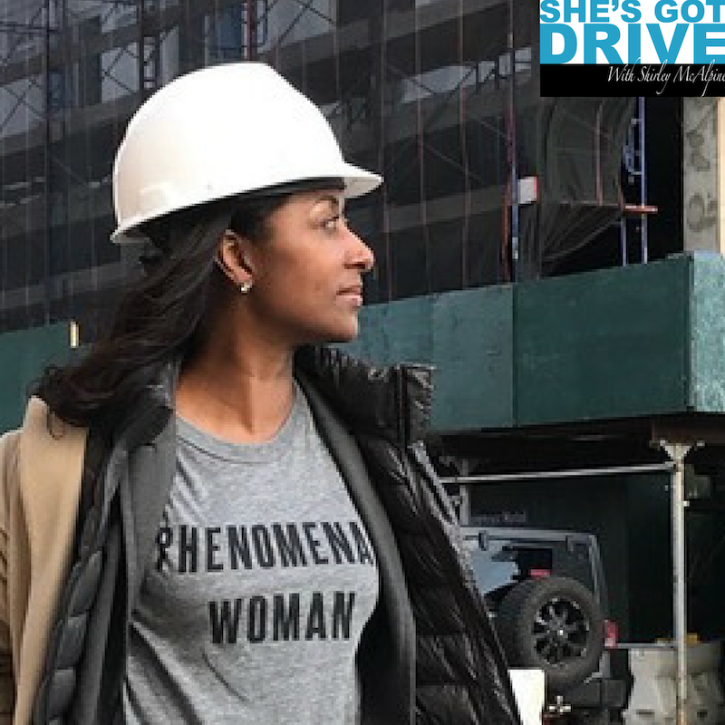 Episode 40:  'Trust and Know that its Going to be OK'  - How Dawanna Williams became one of a handful of Black Women building Condos in NYC worth millions?
