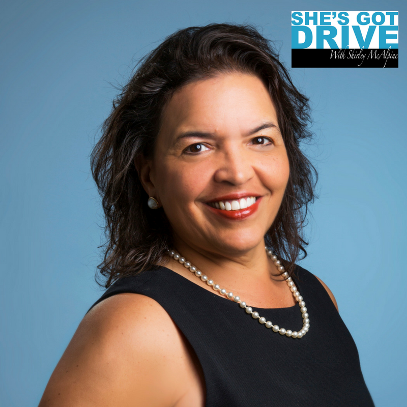 Episode 39: Karen Chaplin, Educator and Advocate of Young People Teaches us a Mantra to  Achieve Our Dreams