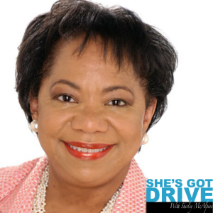 Episode 101: Pioneer, Former Dep. General Counsel Of Time Inc,  and Author Rhonda McLean
