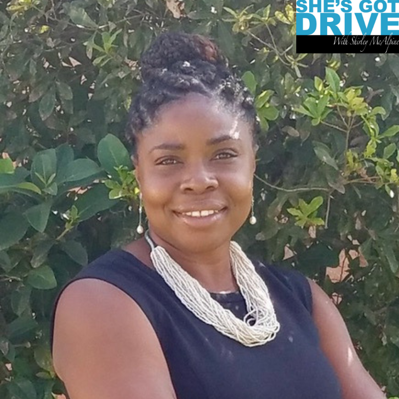 """EPISODE 41: """"Be Ready to Recognize Opportunity"""" - Sharlene Brown Shares How She Does it."""