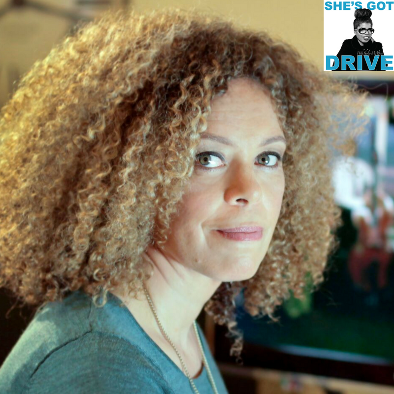 Episode 33: 'You Cannot Do it Alone' - How Director Renee Edwards turned her Passion into an Award Winning Film