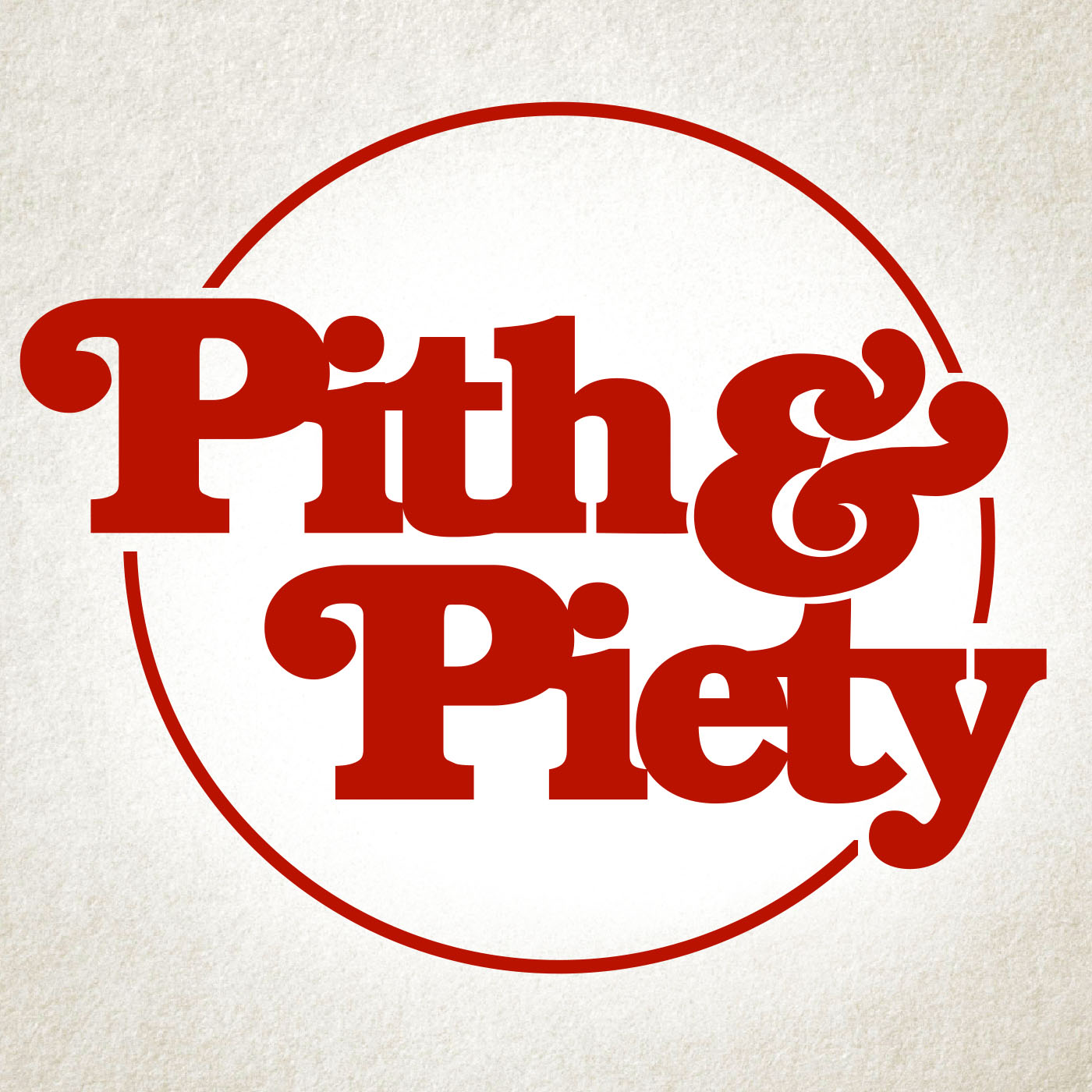 Pith & Piety Episode 09 - Birth of a Church and The Allure of Boredom