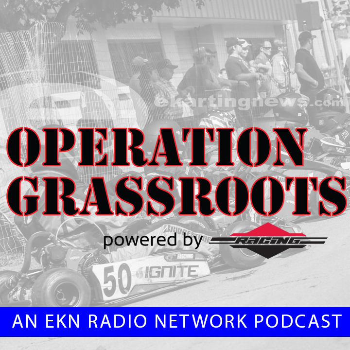 Operation Grassroots: Episode 8 - Greg Jasperson - Cup Karts North America