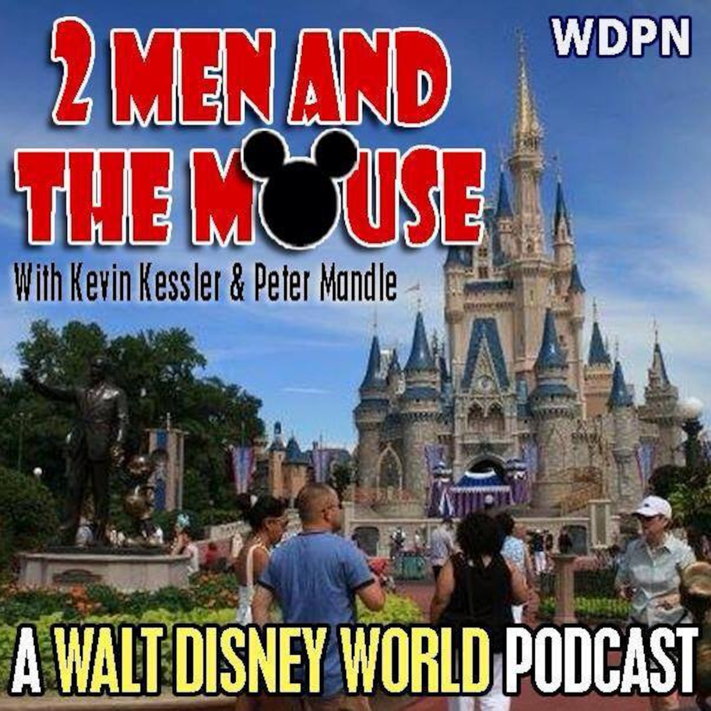 2 Men and The Mouse Episode 179: 4 Parks in One Day Strategy!