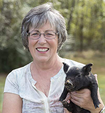 Tractor Time Episode 31: Rodale Institute's Pigs, and Cathy Payne, author of Saving the Guinea Hog