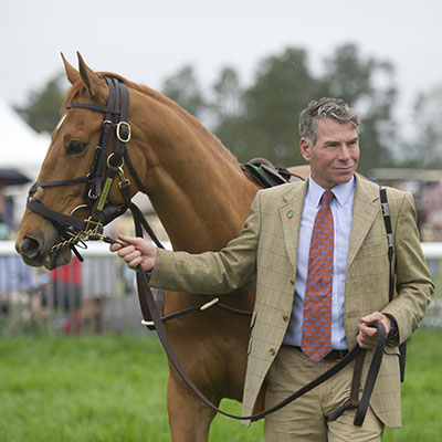 Catching up with trainer Neil Morris