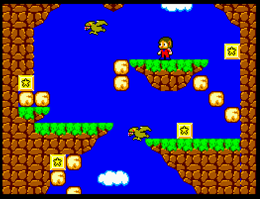 Episode 57 - Alex Kidd in Miracle World