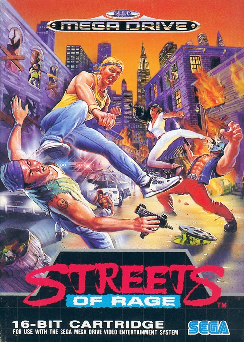 Episode 108 - Streets of Rage