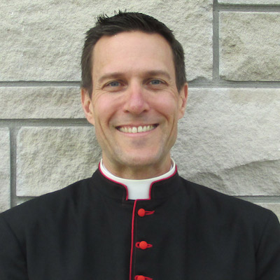 April 7, 2019 - The Rev. Eric Zolner