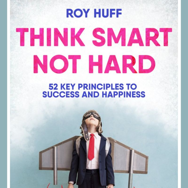 #7 The Gift of Inspiration with Author Roy Huff