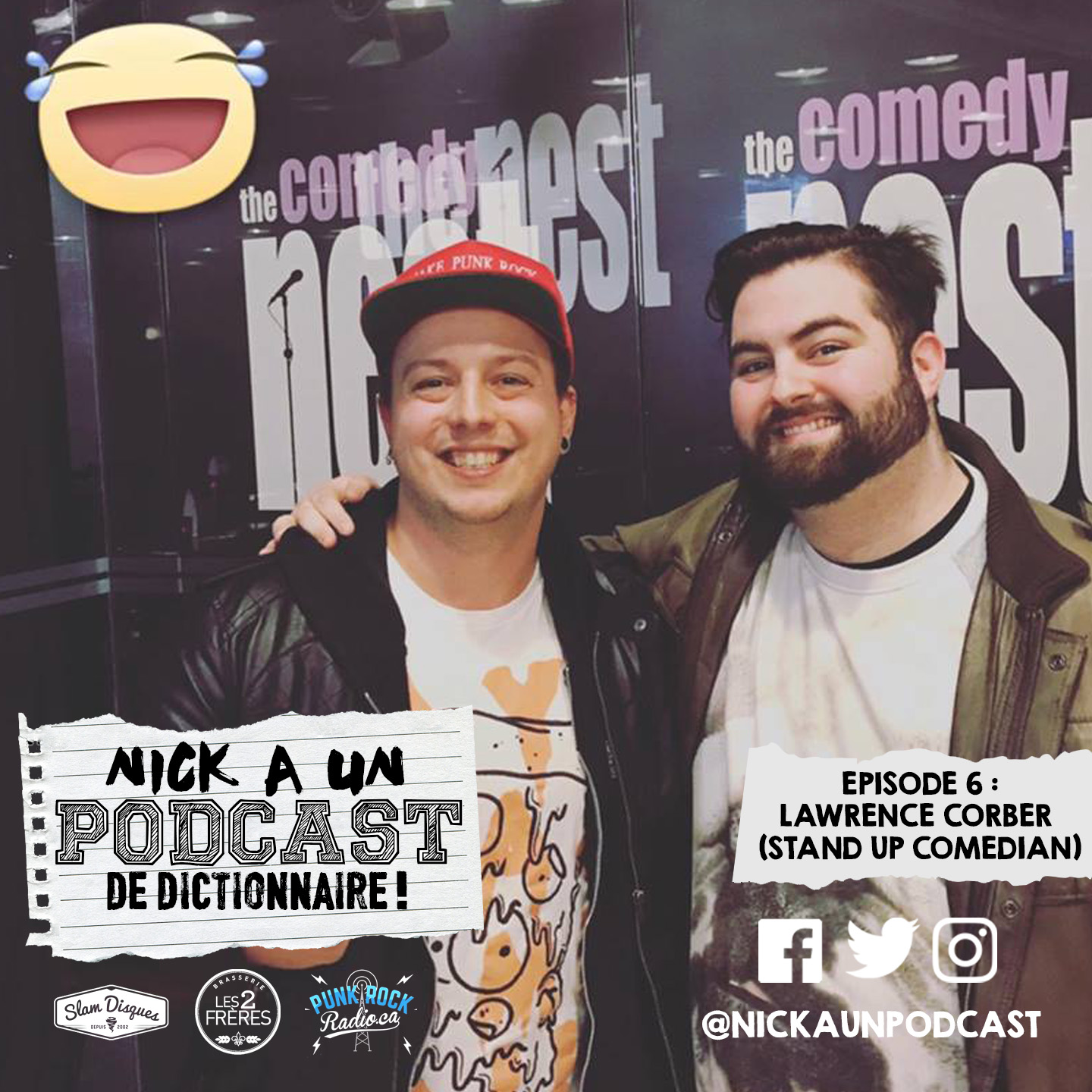 06 - Lawrence Corber (Stand-up Comedian)