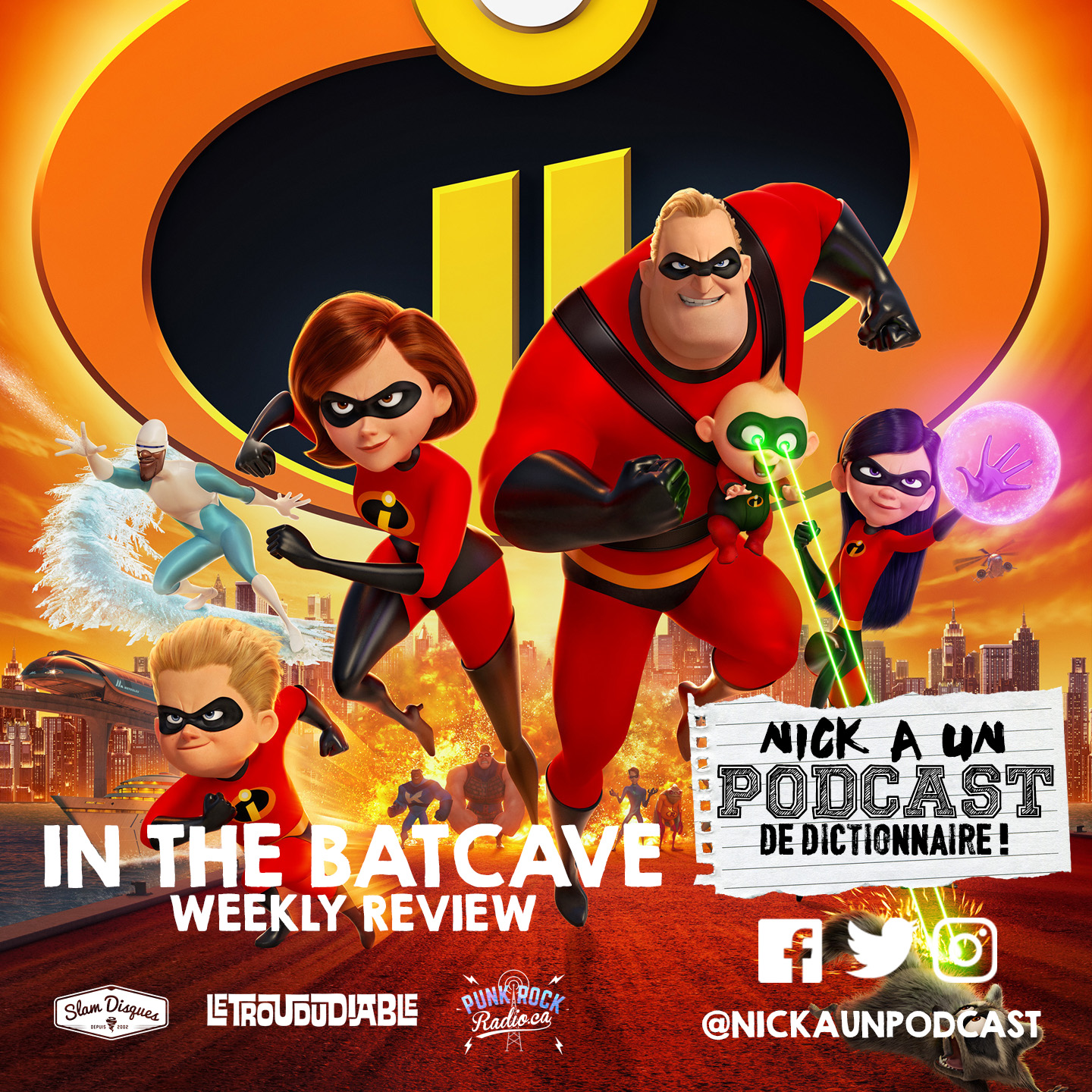 39 - THE INCREDIBLES 2 & BAO REVIEW, NEW KAZIMAN ISSUE