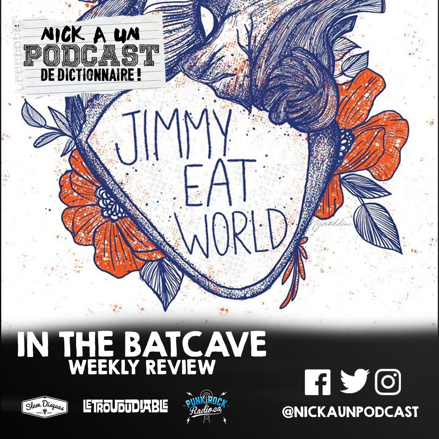 38 - JIMMY EAT WORLD, ALEX LAHEY IN NYC REVIEW