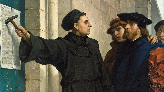 How We Got the Bible: The Start of the Reformation