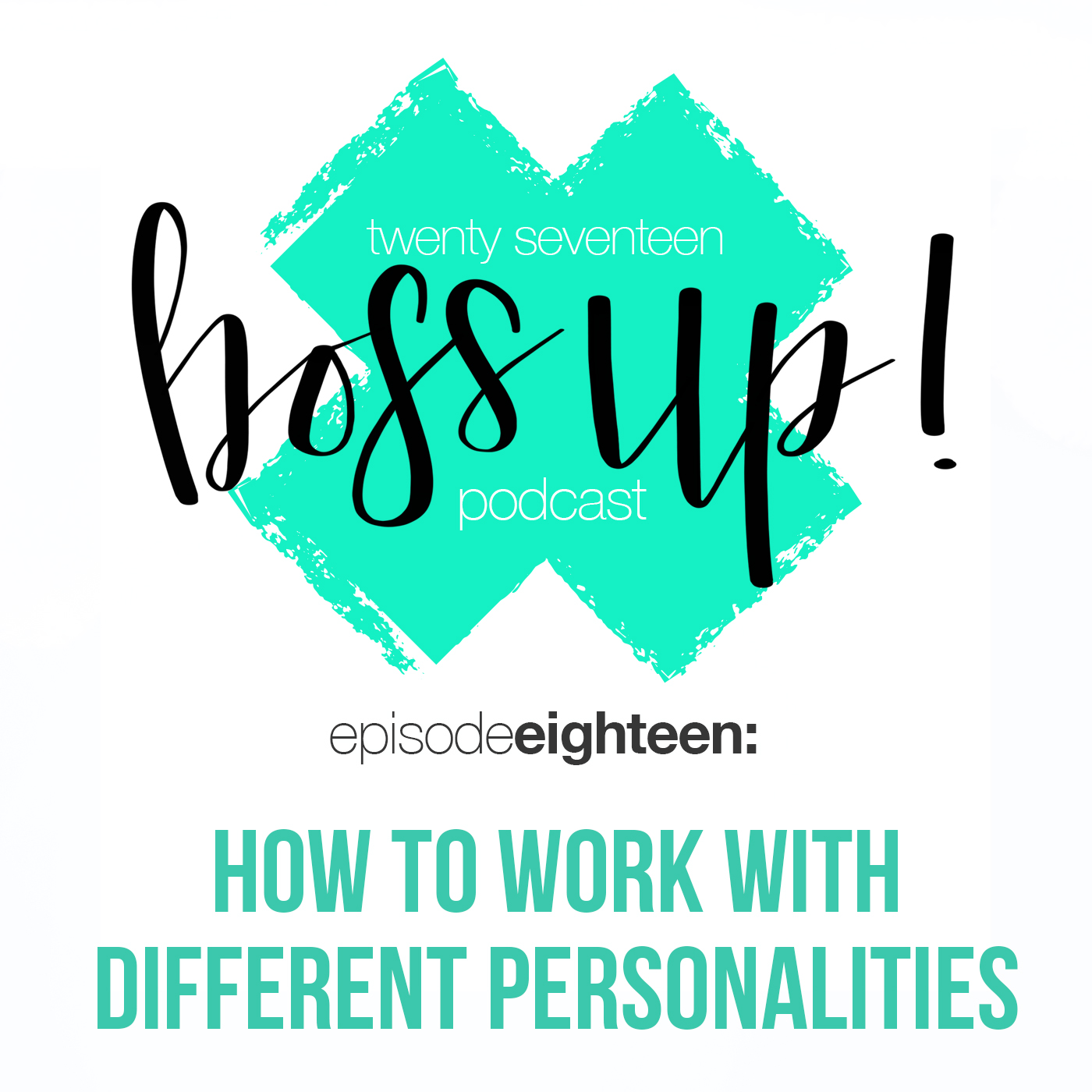 018: How to Successfully Work With Different Personality Types
