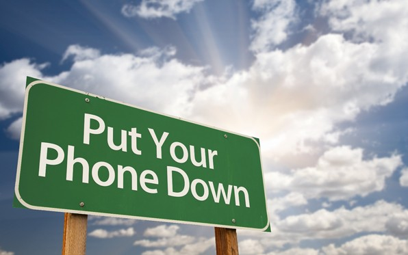 Episode 15: Put down that phone and help!