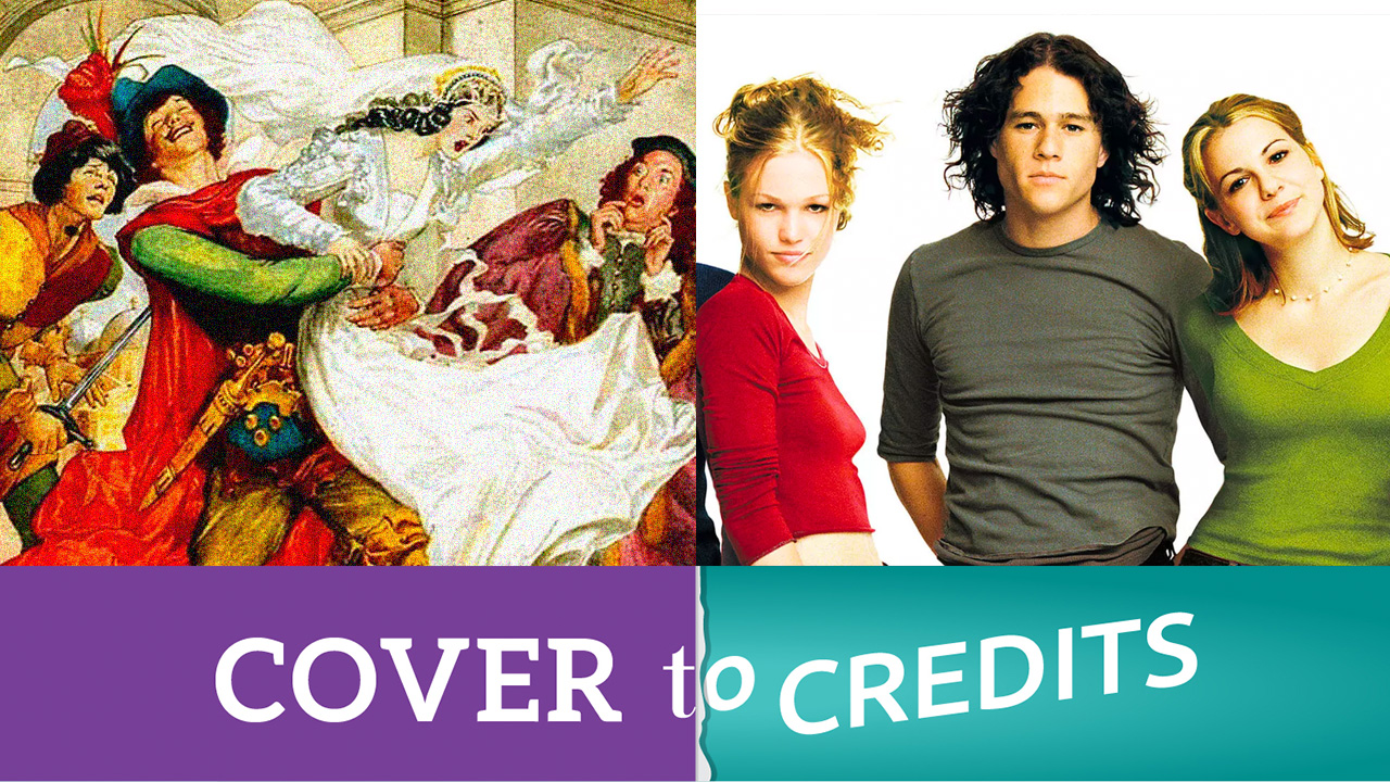 10 Things I Hate About You Cover: Cover To Credits