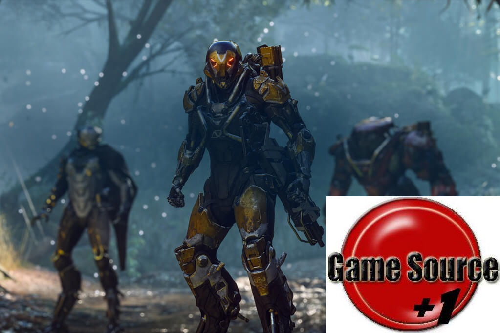 PCC Presents- GameSource +1 #110- Anthem's Revised outlook