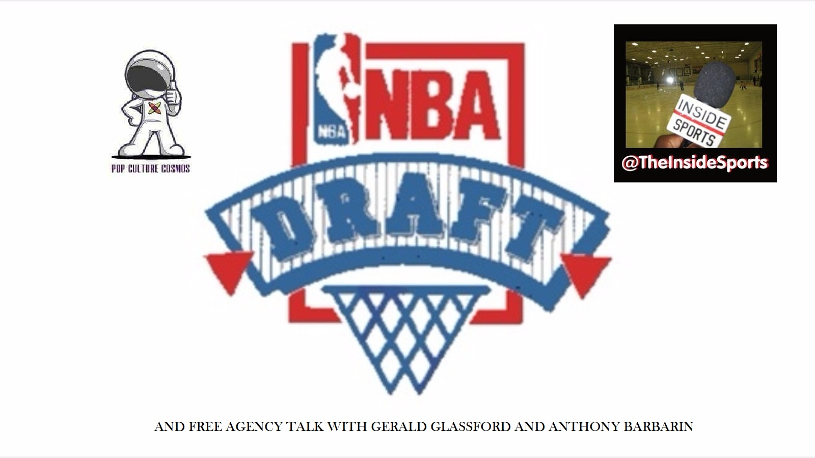 PCC Presents- Your last minute 2018 NBA Mock Draft and Free Agency