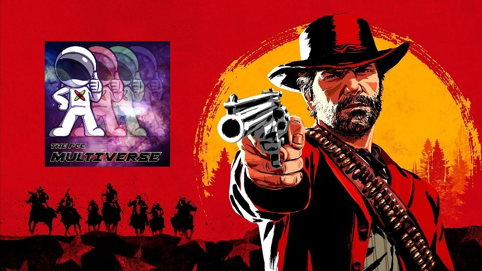 875b83baaad PCC Multiverse #91- Red Dead Redemption's Next Chapter, Ben Arnot ...