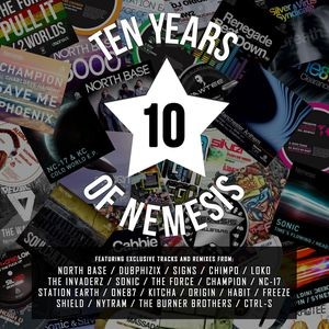 Archive 012 - 10 Years Of Nemesis Records Mixed by Maco42 (2016)