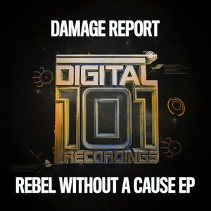 Archives 016 - Damage Report - Rebel Without A Pause Ep Mixed by Maco42 (2016)