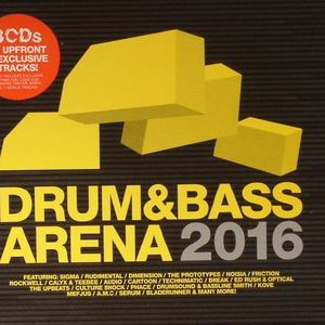 Archives 031 - Drum & Bass Arena Annual 2016 Mixed by Maco42