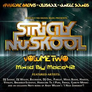 Archives - 563 - Strictly Nuskool Vol.2 Mixed by Maco42 (2016)