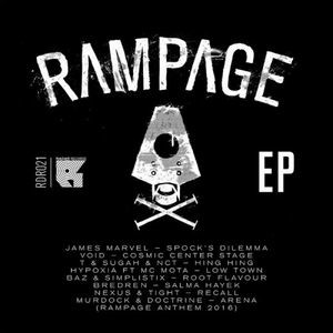 Archive 090 - Rampage EP Mixed by Maco42 (2016)