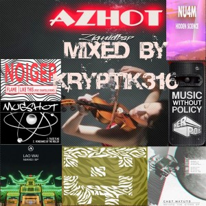 Archives - 1140 - 12th January 2018 DnB Releases mixed by Kryptik316