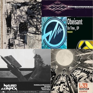 Archives - 1161 - 2nd February 2018 DnB Releases mixed by KryPtiK316