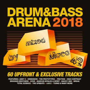 Archives - 1255 - 20th April 2018 DnB Releases mixed by Maco42