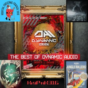 Archives - 1596 - 25th December 2018 (Part 2) DnB Releases Mixed by KryPtiK316