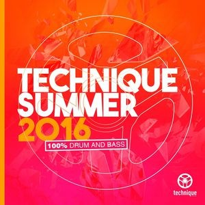 Archives - 253 - Technique Summer 2016 Mixed by Maco42 (2016)