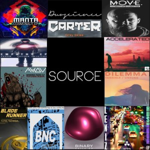Archives - 1159 - 31st January 2018 DnB Releases mixed by Maco42