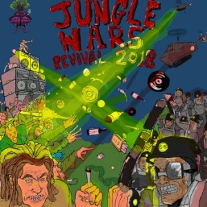 18th June 2019 Special Request for DamienZ - Beetroot Records Presents Jungle