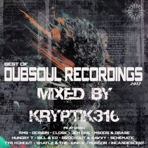 Archives - 1132 - 4th January 2018 DnB Releases mixed by KryPtiK316