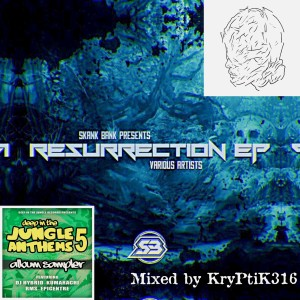 Archives - 1630 - 6th January 2019 DnB Releases Mixed by KryPtiK316