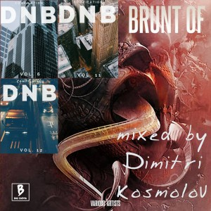 Archives - 1281 - 8th May 2018 DnB Releases mixed by Dimitri KosmoloV